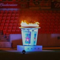 2014 TGA Olympic Cauldron