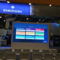 Emerson Booth at OTC