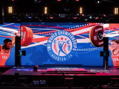 SportsTravel names the 2016 IWF World Championships the Sports Event of the Year!